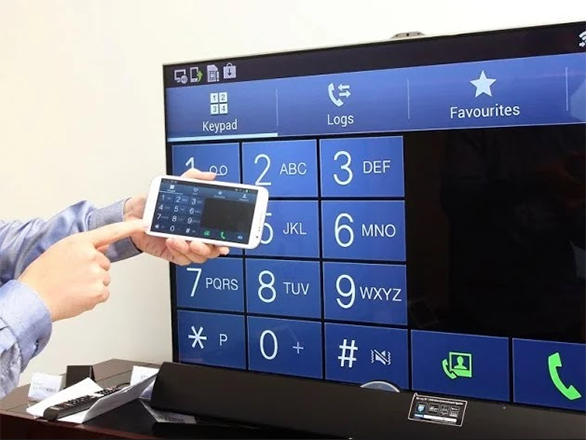Share screen with TV - TV mirror app for Android3 0 tải APK