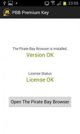 The Pirate Bay Browser Premium 1 1 Download APK for Android