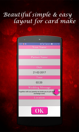 Stylish Wedding Card Maker 1 0 Download Apk For Android