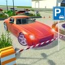 US Car Parking 3D - Car Driver Fever Game