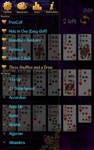 Solitaire Free Pack screenshot 4