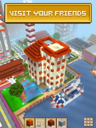 Block Craft 3D: Building Simulator Games For Free screenshot 4