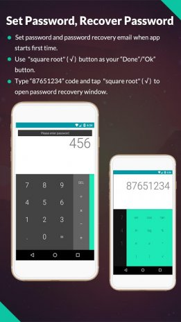 Calculator Photo & Video Vault 1 2 3 Download APK for Android - Aptoide