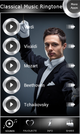Classical Music Ringtones 1 8 Download APK for Android - Aptoide