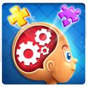 Gehirn Spiele Geist IQ Test - Quiz-Speicher