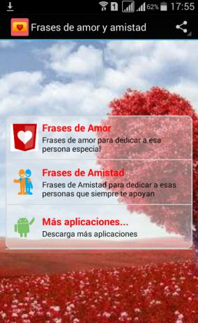 Frases De Amor Y Amistad 10 Descargar Apk Para Android