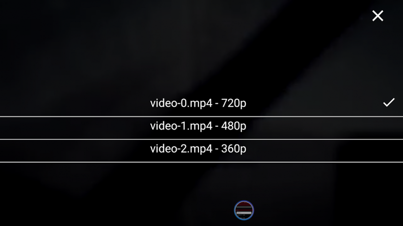 Media Storage Player