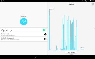 Speedify - Fast & Reliable VPN Screen