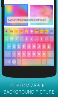 Emoji Keyboard - Kitkat,Smiley screenshot 1