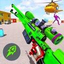 Giochi sparatutto robot - gioco terroristico