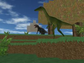 Jurassic craft - dino hunter Screenshot