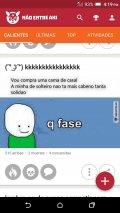 NEAKI: Memes, GIFs & Zueira Screenshot