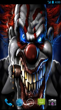 Evil Clown Wallpapers 1 1 Download Apk For Android Aptoide