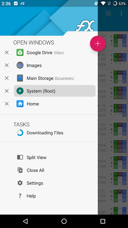 FX File Explorer: The file manager with privacy screenshot 8