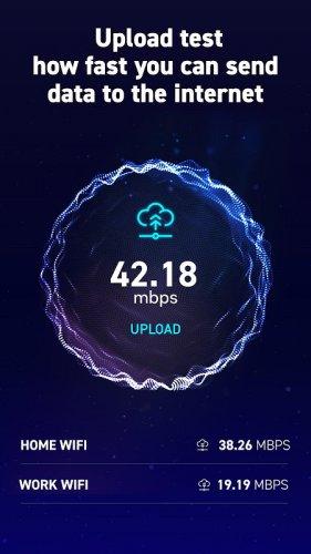 Internet Speed Test: Wifi, Net, 3G, 4G, 5G, Fiber screenshot 5