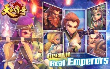 Emperor Legend (обновлено v 1.2.2) Мод (Energy 50k & More) 1