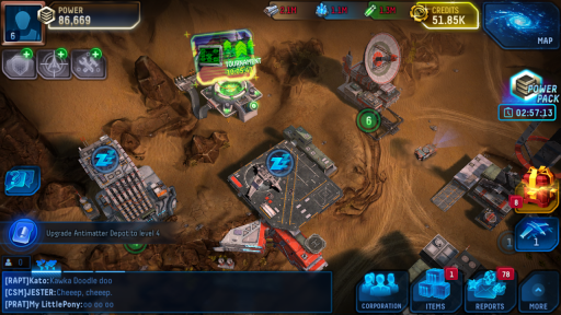 Stellar Age: MMO Strategy screenshot 6