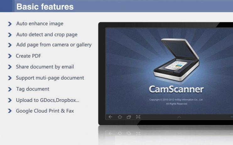 CamScanner(License)PDF Creator - screenshot