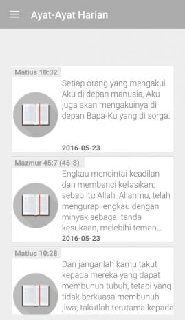 Ayat Alkitab Harian 1 0 Unduh APK untuk Android - Aptoide