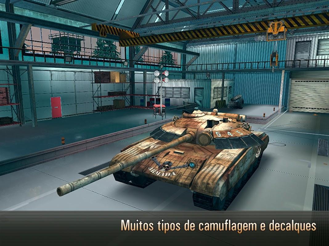 Armada: Modern Tanks - Melhores Jogos Multiplayer screenshot 2