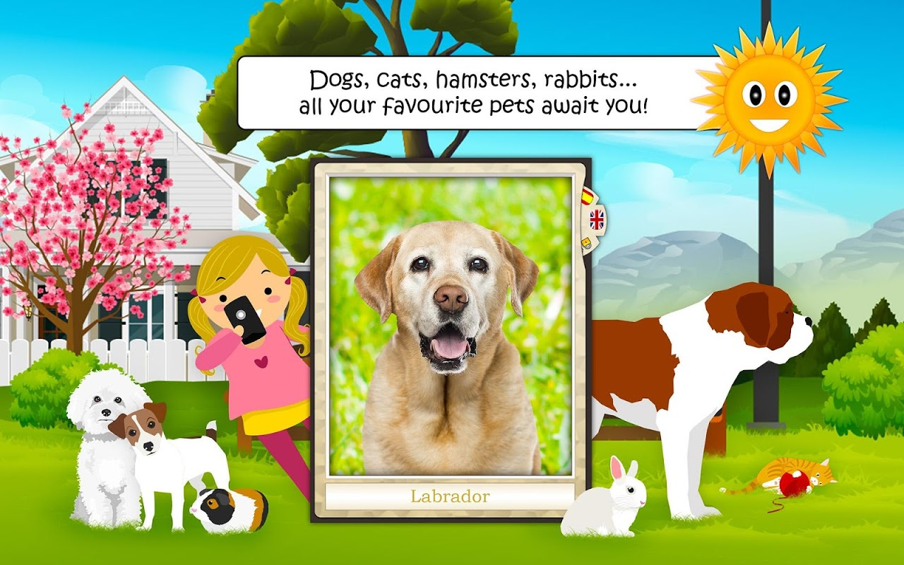 Find Them All: Cats, Dogs and Pets for Kids screenshot 2
