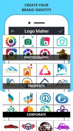 Logo Maker Icon Maker Creative Graphic Designer 1 9 Download Android Apk Aptoide