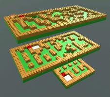 Labyrinth 3D Maze Screen