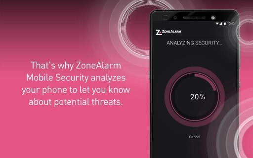 ZoneAlarm Mobile Security screenshot 7