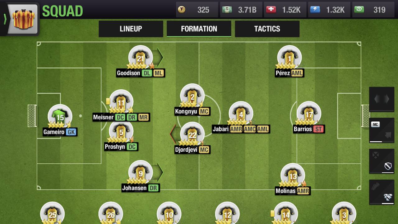 Top Eleven 2019 - Be a Football Manager screenshot 2
