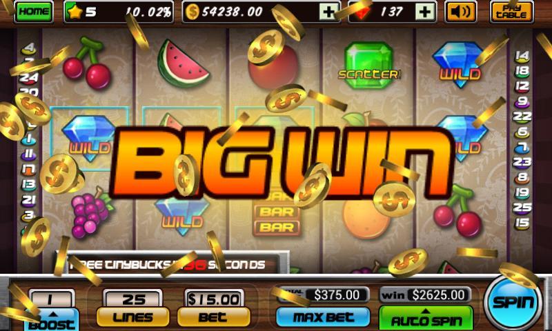 Slot Machine screenshot 1