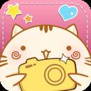 Cute Face&Words; Box ThemeDECO+