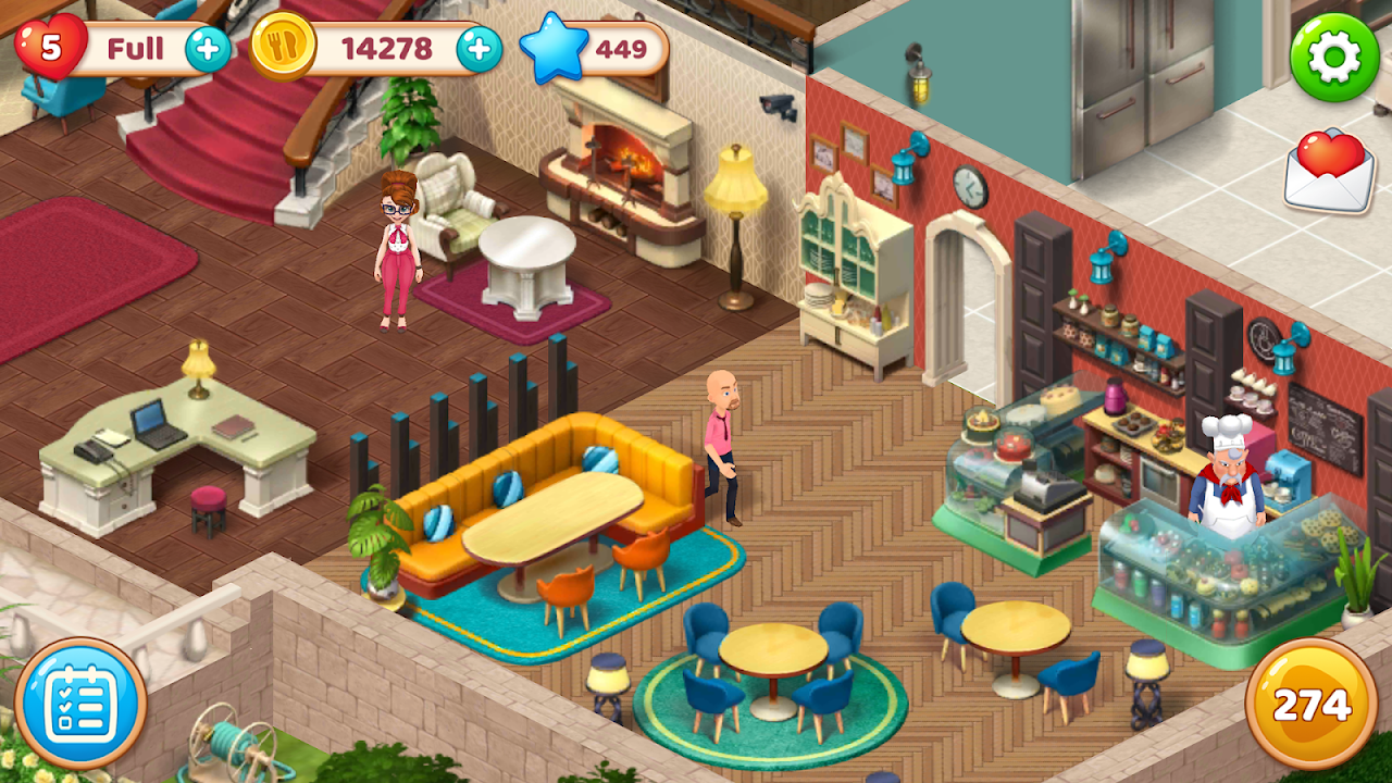 Manor Cafe screenshot 2