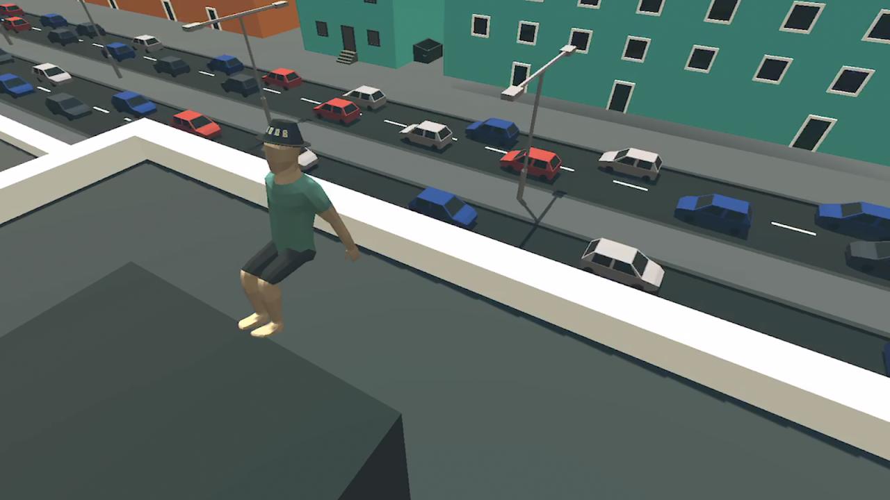 Flip Trickster - Parkour Simulator screenshot 2