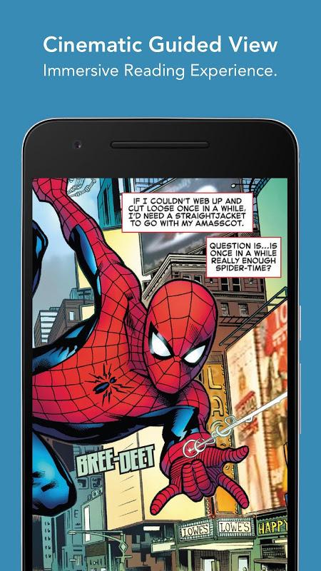 Comics screenshot 2
