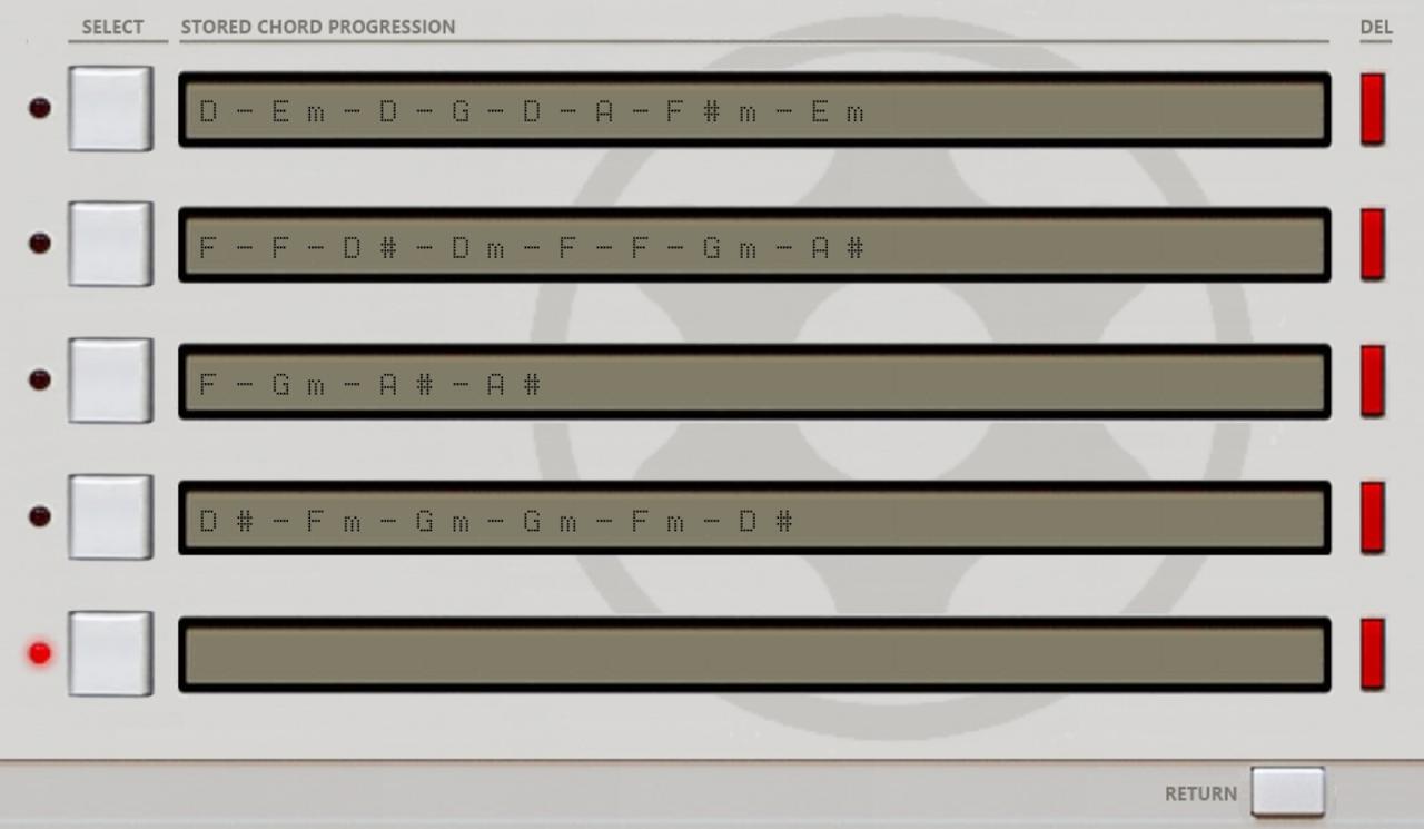 Easy Chords Studio screenshot 1