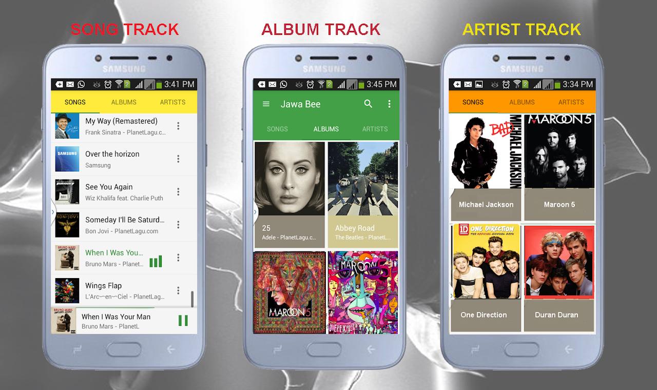 ★Music Player, MP3 Audio Player- Best App 2018 screenshot 2