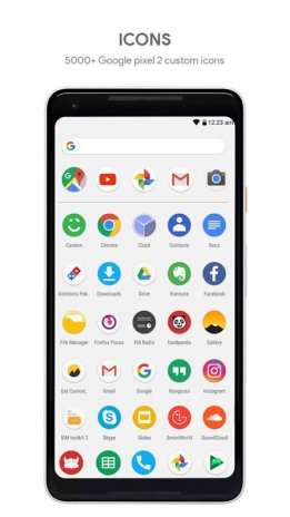 Launcher Theme for Google Pixel 2 1 0 Download APK for