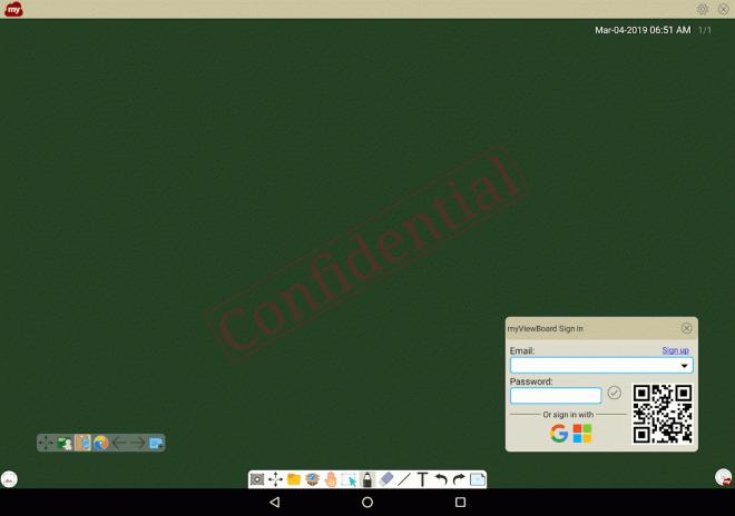 myViewBoard - Your Digital Whiteboard in the Cloud 1 1 1