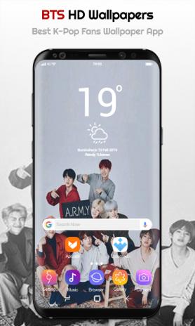 Bts Kpop Wallpapers 10 Unduh Apk Untuk Android Aptoide