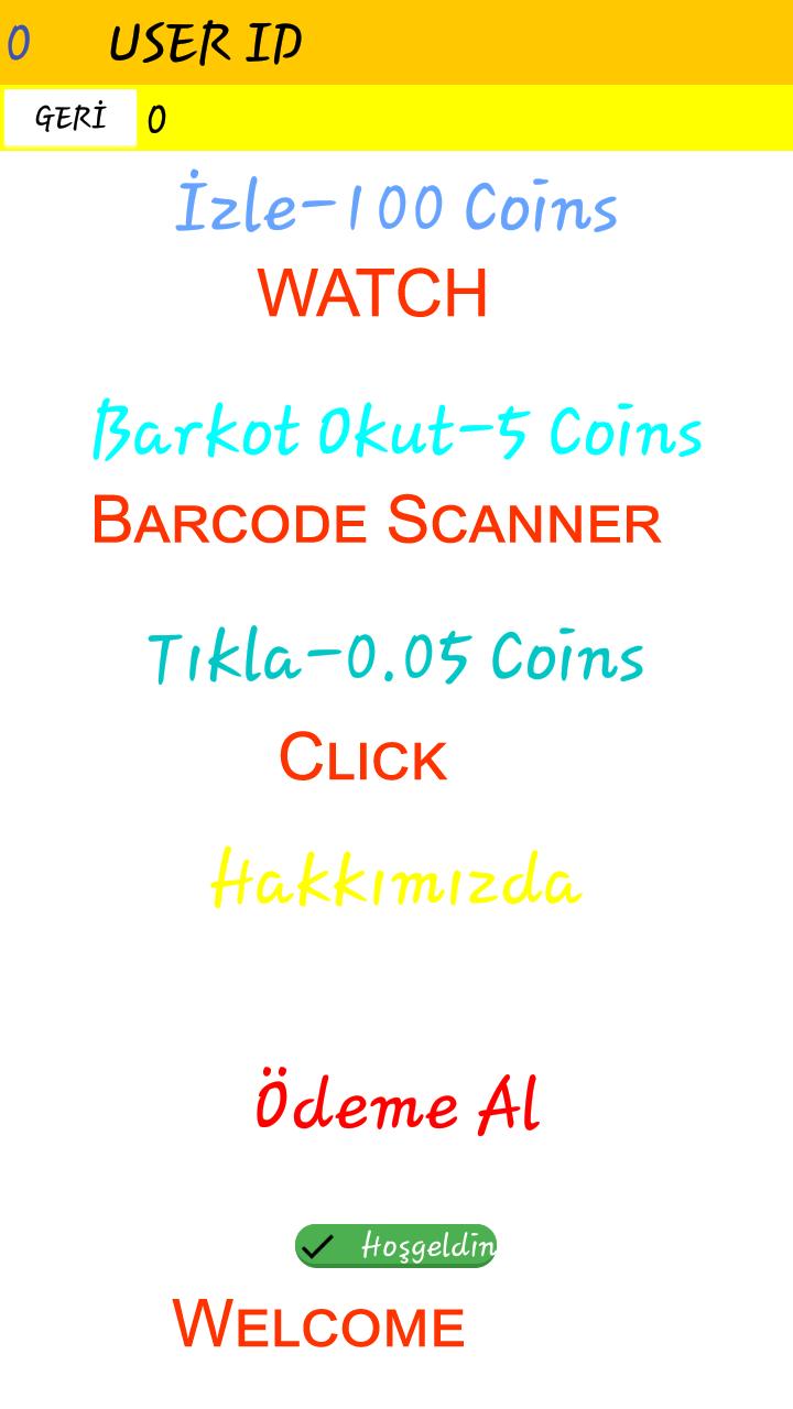 NebCoin screenshot 1