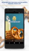 Auntie Anne's Pretzel Perks Screen