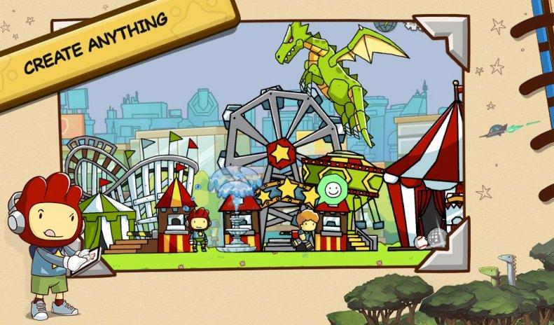 Scribblenauts Unlimited 1 13 9 Download APK for Android - Aptoide