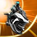 Gravity Rider - Juego de carreras de motos BMX