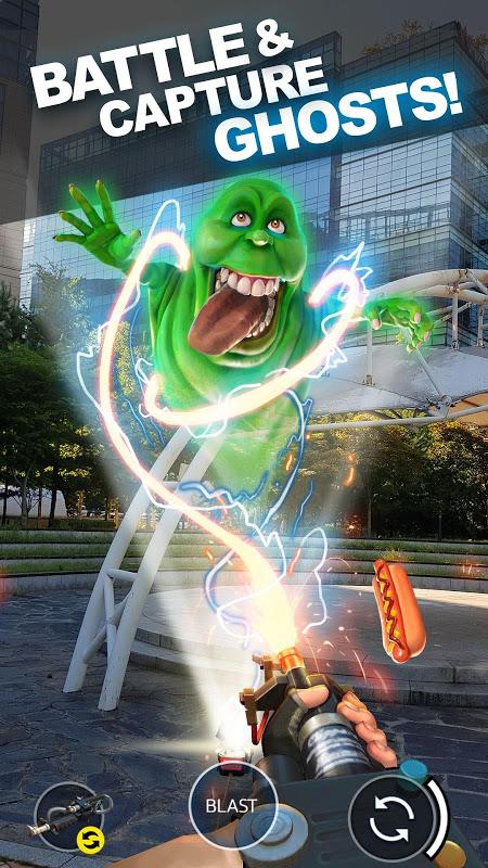 Ghostbusters World screenshot 2