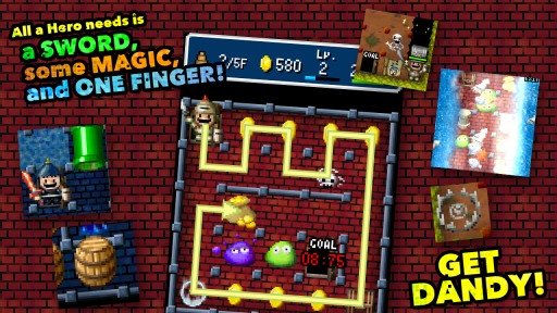 DANDY DUNGEON screenshot 12