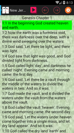 New Jerusalem Bible NJB Audio Holy Bible 2 2 1 Download APK