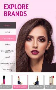 YouCam Makeup - Selfie Editor & Magic Makeover Cam screenshot 4