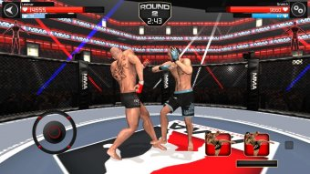 MMA Fighting Clash Screenshot