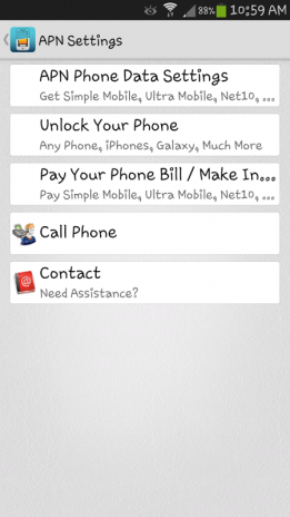 APN Settings for ALL (BEST) 1 0 Download APK for Android