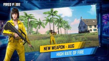 Garena Free Fire: 3volution Screen